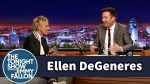 Ellen DeGeneres Gave Jimmy a Big Scare