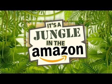 Ellen Goes Rummaging Through the 'Amazon'