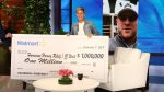 Ellen Surprises Houston Texans Star J.J. Watt With Hurricane Harvey Relief Donation
