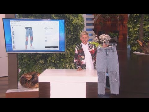 Ellen Talks All Things Fashion
