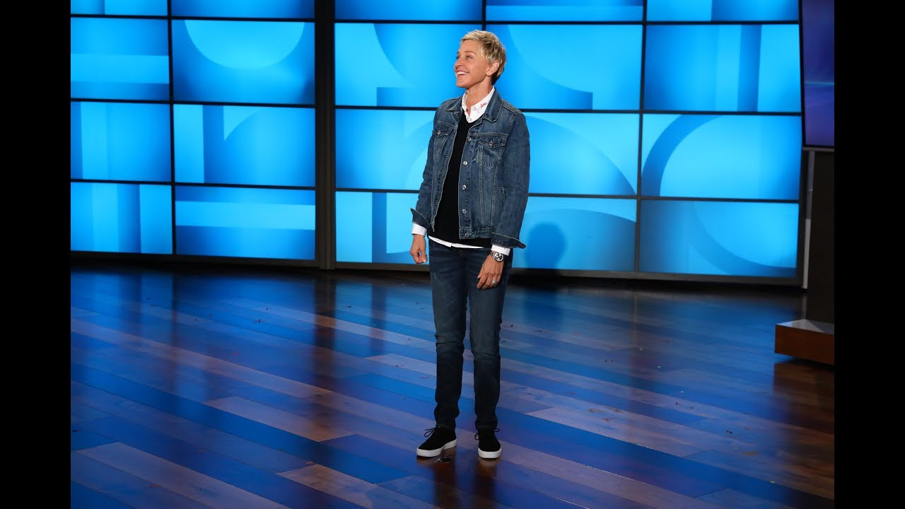 Ellen Wants Judge Judy to Hear Her Traffic Case