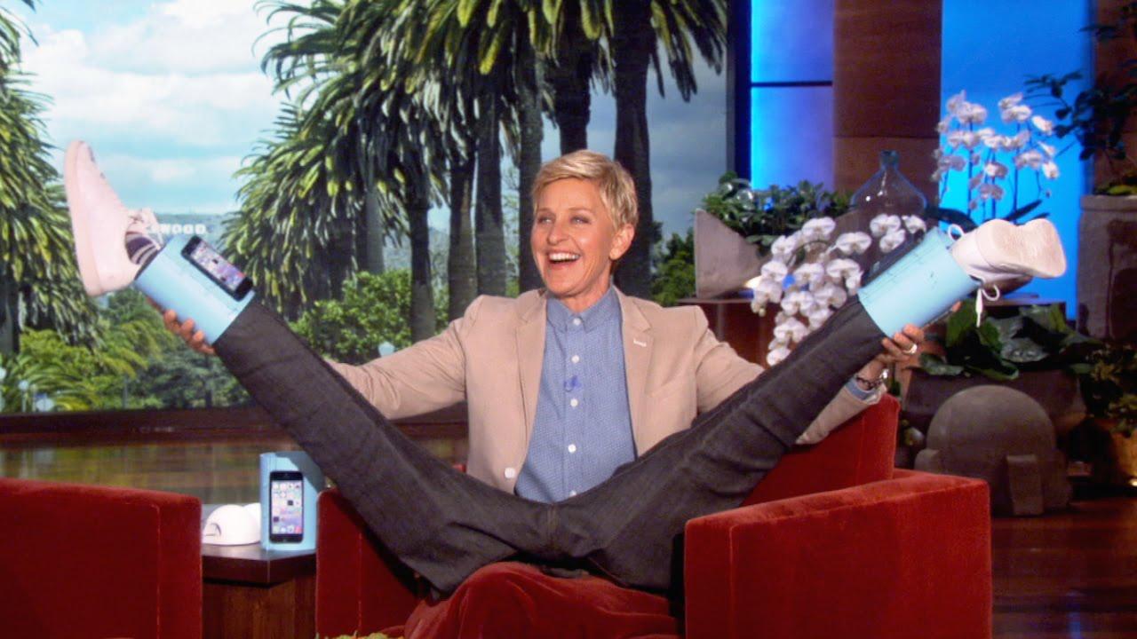 Ellen's 1,900th Show!Ellen's 1,900th Show!