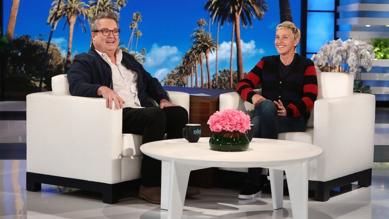 Eric Stonestreet Gushes About the New Woman and Man in His Life