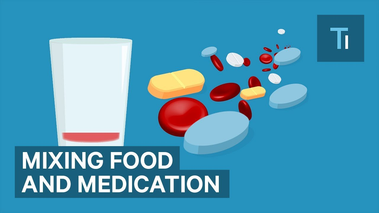 Foods you shouldn't mix with these medications