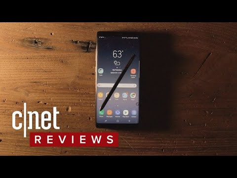 Galaxy Note 8 review: The best Android phone comes at a price
