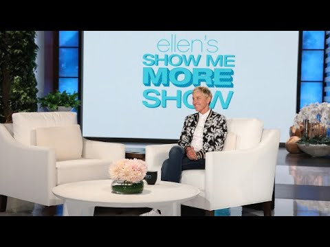 Get More Ellen with 'Ellen's Show Me More Show'!