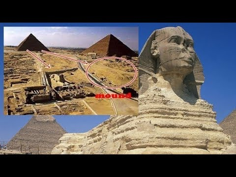Giza Plateau Second Sphinx Revealed?