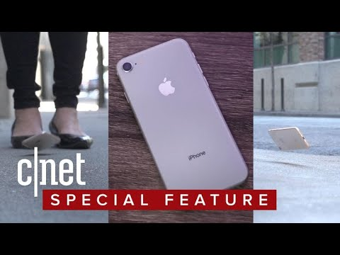 iPhone 8 drop test: How tough is the glass?