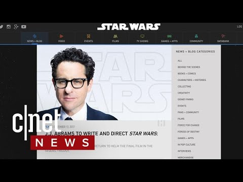 J.J. Abrams becomes the new director for 'Star Wars: Episode IX'