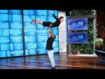 Jessica Biel's Amazing 'Dirty Dancing' Entrance Is Ellen's Best One Yet