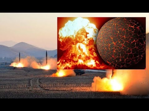 Kim Jong Un May Be Planning to Nuke Planet X