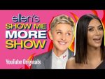 Kim Kardashian West Answers Ellen's Burning Questions