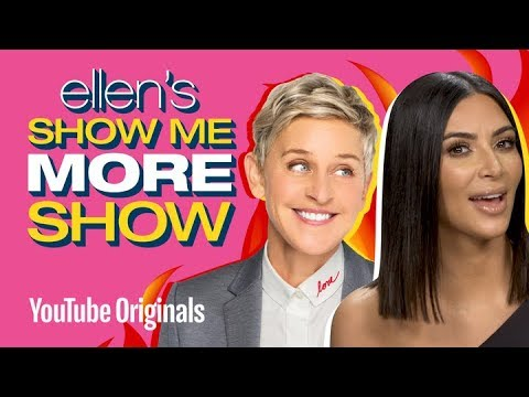 Kim Kardashian West Answers Ellen's Burning Questions