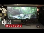 LG 34U89C hands-on: A nice monitor when speed and color matter most