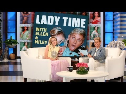 Miley Cyrus Gets Candid About Her Love Life