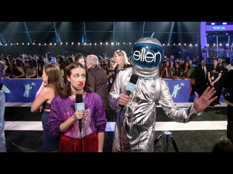 Miranda Sings and Andy Get Weird on the VMA Red Carpet