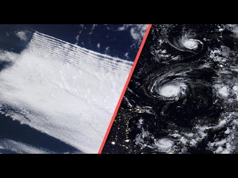 NASA Satellite Images Prove Hurricanes Are Man Made