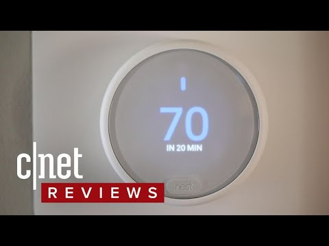 Nest's subtle Thermostat E blends in, but still stands out