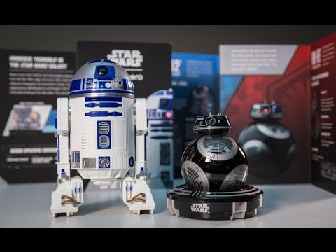 Sphero's new droids bring you closer to a galaxy far, far away