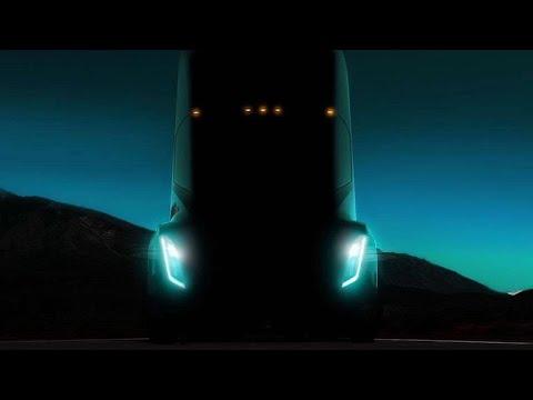 Tesla to demo 'unreal' Tesla truck on Oct. 26, says Elon Musk