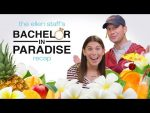 The Ellen Staff's 'Bachelor in Paradise' Recap: Goodbyes & Double Trouble