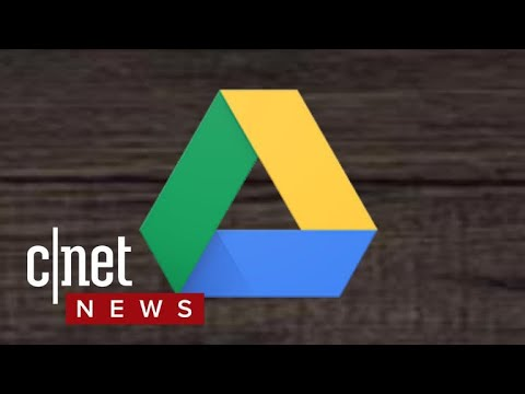 The Google Drive app is dying — time to update (CNET News)