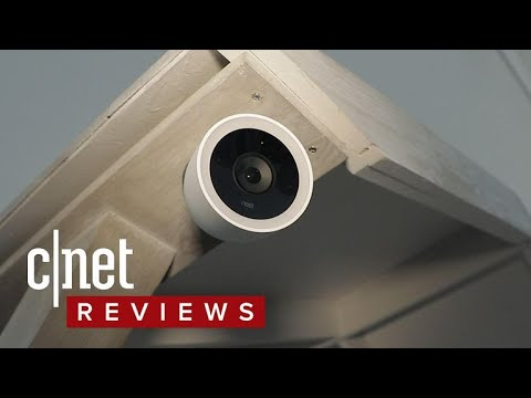 The Nest Cam IQ Outdoor brings 4K imaging outside