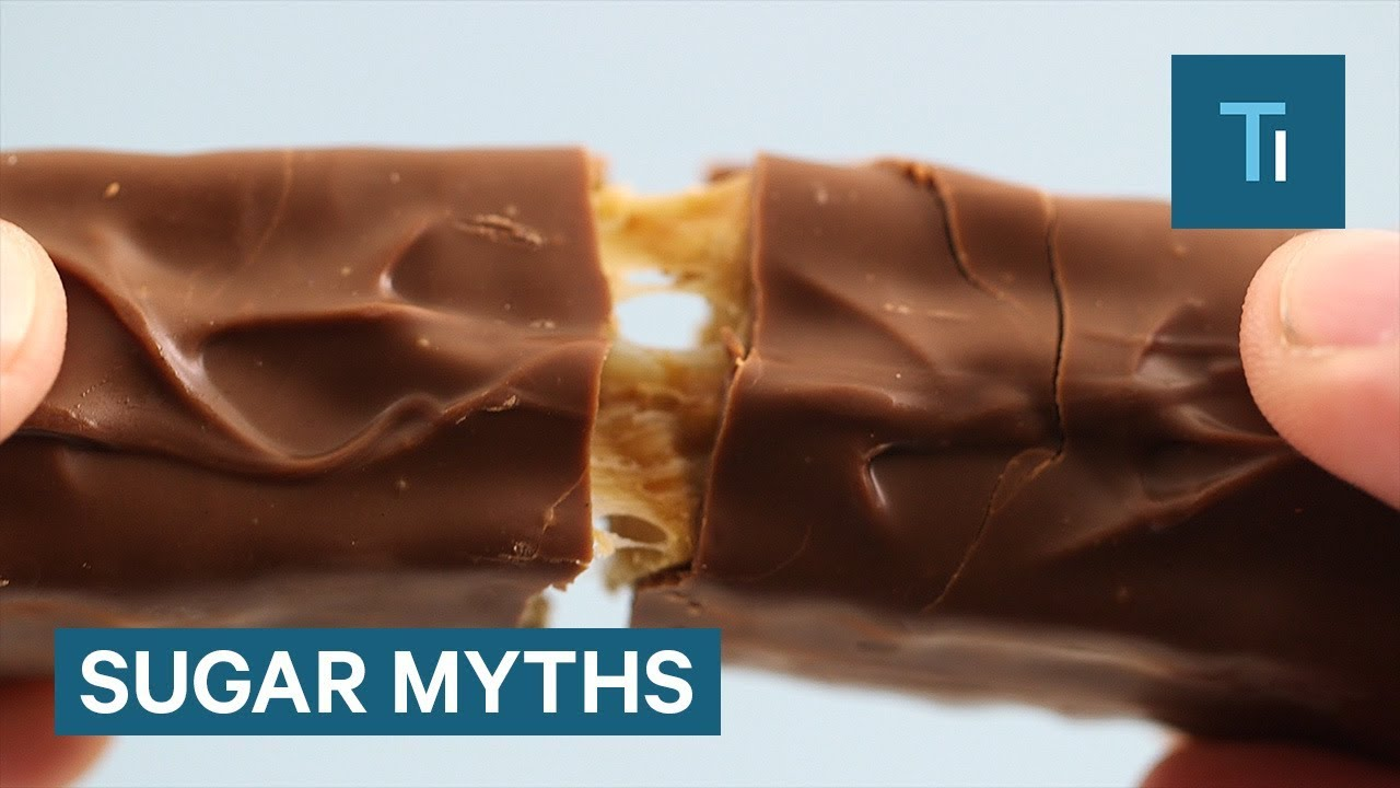 5 myths about sugar that you should stop believing