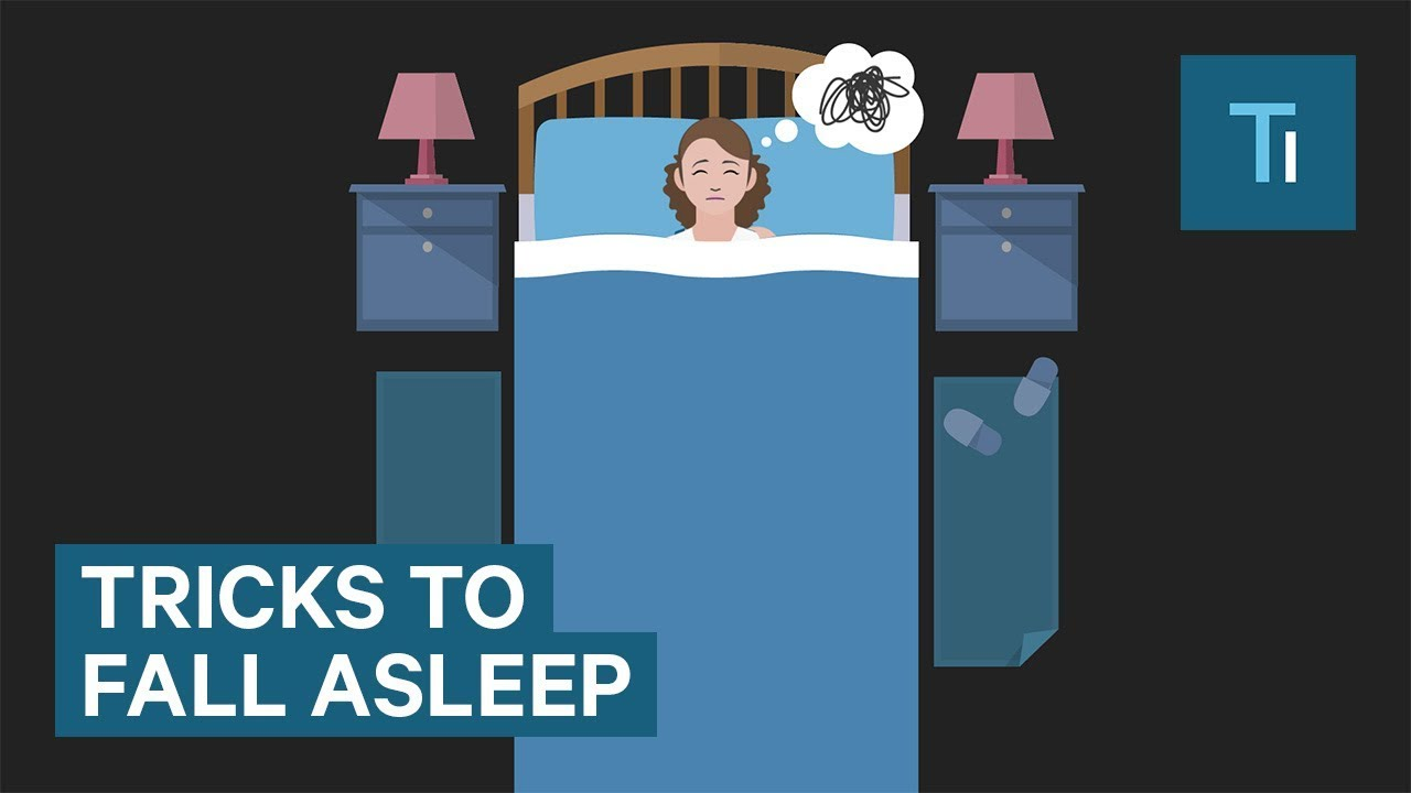 6 scientific tricks for falling asleep