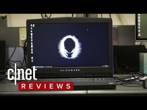 Alienware 17 and 15 let you control games with your eyes