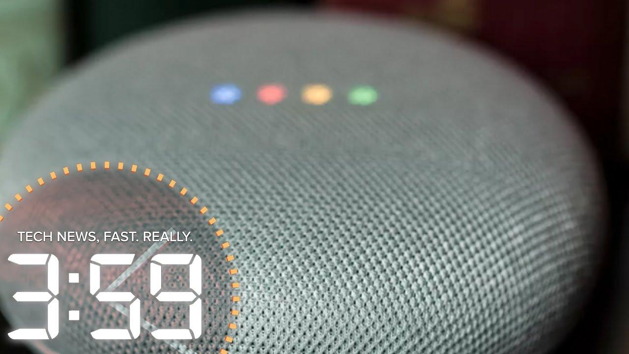 Battle between Google Home and Amazon Echo heats up (The 3:59, Ep. 298)