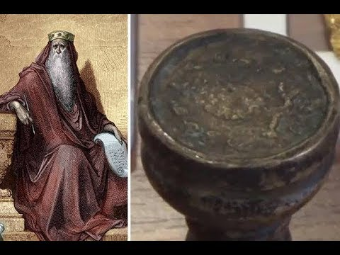 Biblical relic 'engraved by God' lost for at least 500 years FOUND