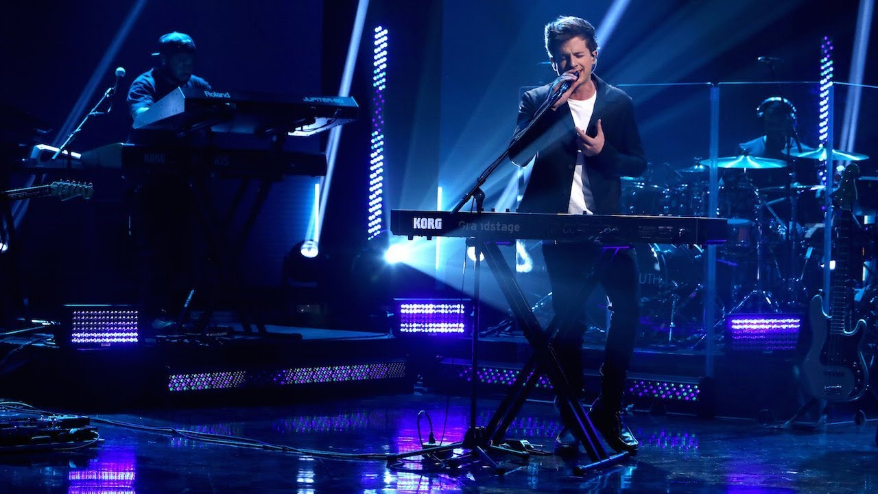 Charlie Puth Sings 'Attention'