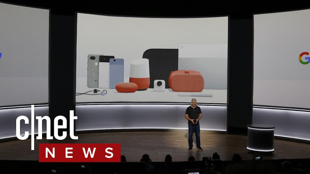 CNET's live coverage of Google's Pixel 2 event