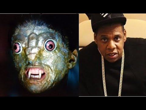 Dozens of United Airlines passengers claim they saw Jay-Z shapeshift into a reptilian as the rapper and music mogul travelled between New York City and Los Angeles on Friday.