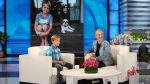 Ellen Meets a 10- Year -Old Raising Money for Hearing Impaired