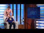 Ellen Reduces Stress and Spreads Smiles