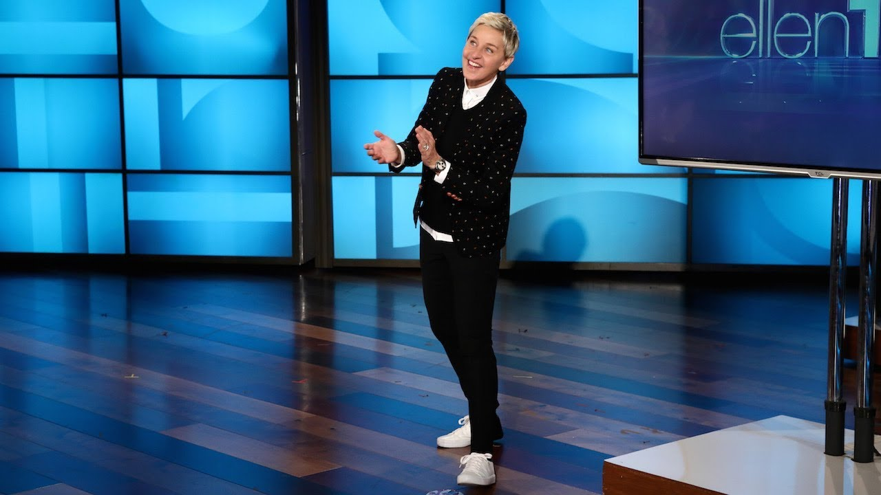Ellen Reveals Donation for Breast Cancer Research