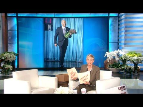 Ellen Show Lost and Found