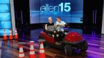Ellen Turns Into Drivers Ed Instructor