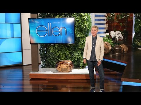 Ellen's Audience Plays Never Have I Ever
