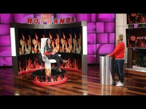 Ellen's Hot Hands