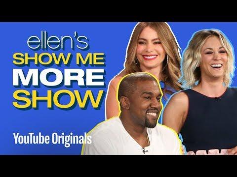 Ellen's Naughtiest 5 Second Rule Moments