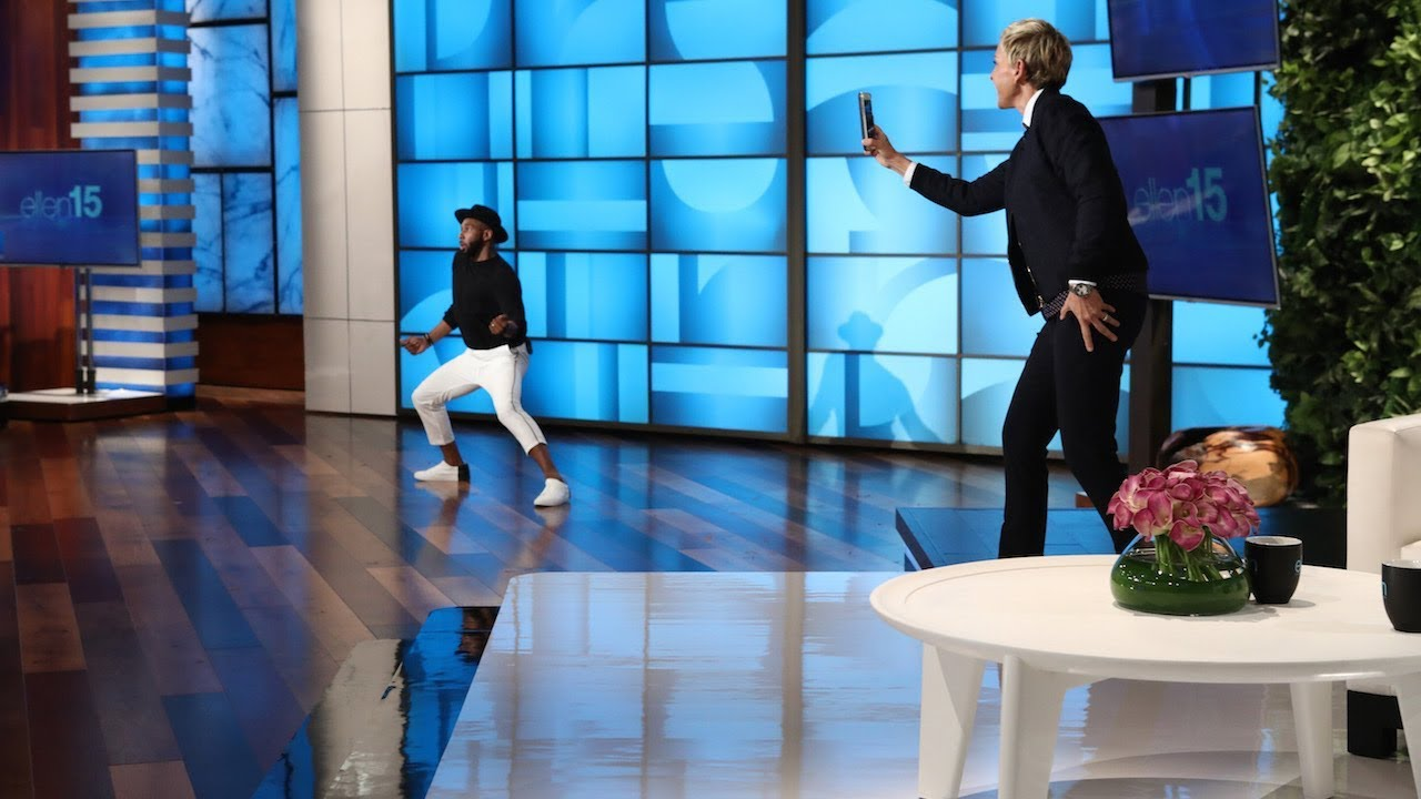 Ellen's New Goal in Life Is to Be Followed by Beyonce
