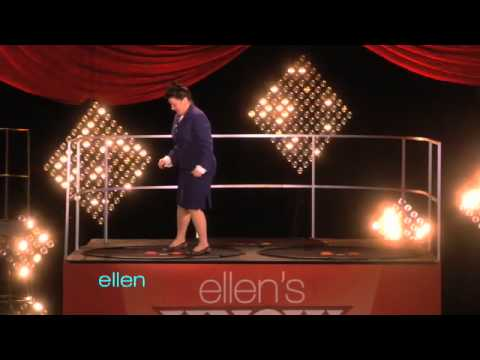 Ellen's Writer Fears Know or Go!