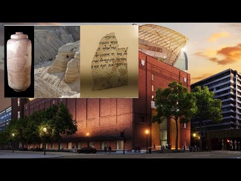 Expert Says Some Dead Sea Scrolls at DC Museum are Fakes
