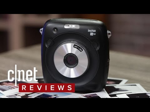 Fujifilm Instax Square SQ10 hands-on review