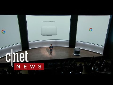 Google Home Max comes with enhanced audio