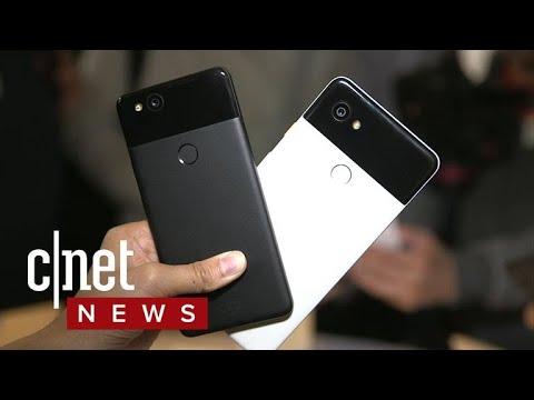 Google Pixel event wrap up (CNET News)