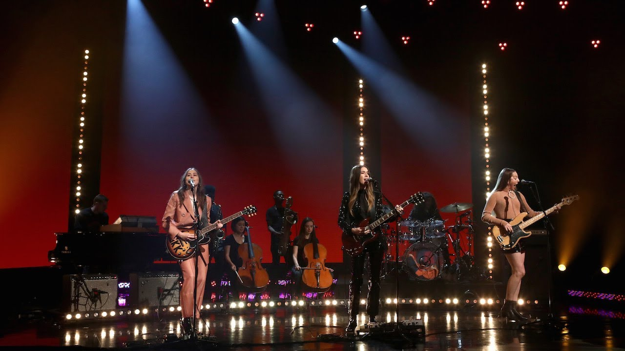 HAIM Performs 'Little of Your Love'